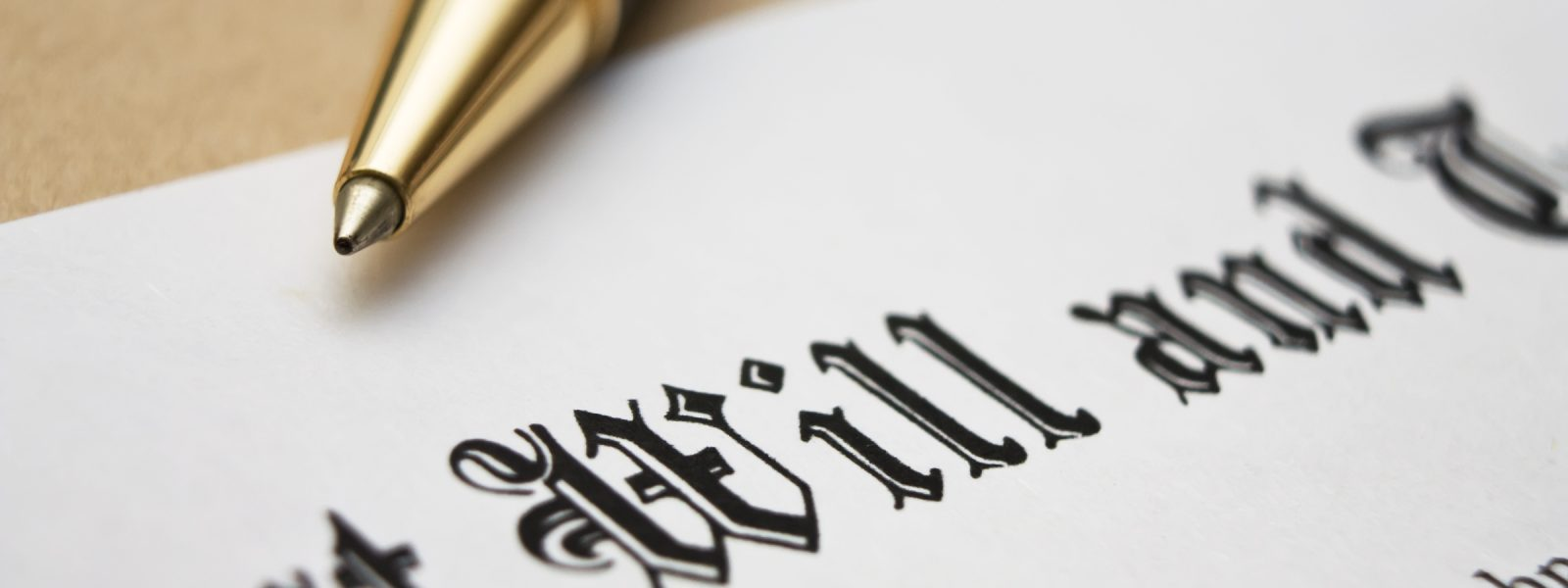 The Business of Estate Planning: Plan Ahead Before It's Too Late