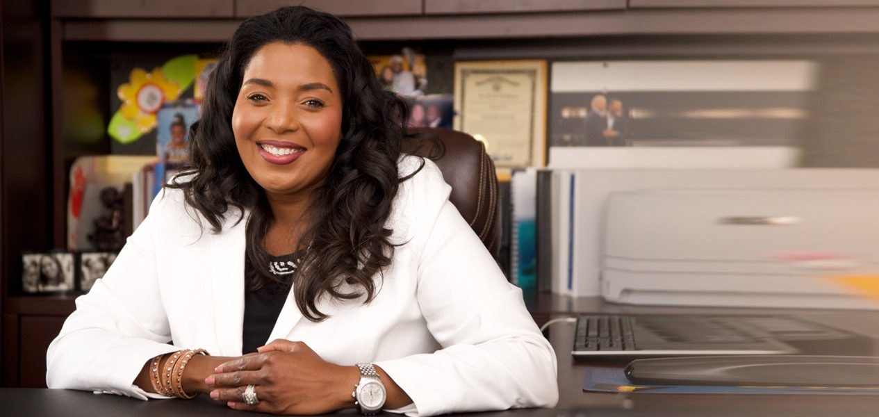 Meet Barbara Sharief: Political Leader, Entrepreneur, and Proud Mom